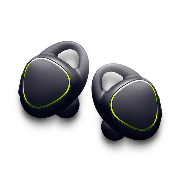 c9f19ef35f7 Samsung - Gear IconX Earbud Wireless Headphones - Black - Genius ...